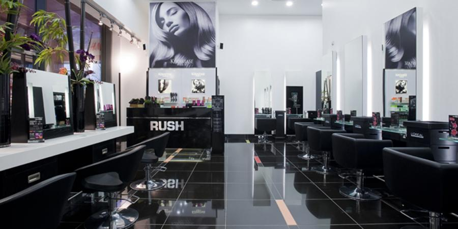 RUSH salon at One New Change