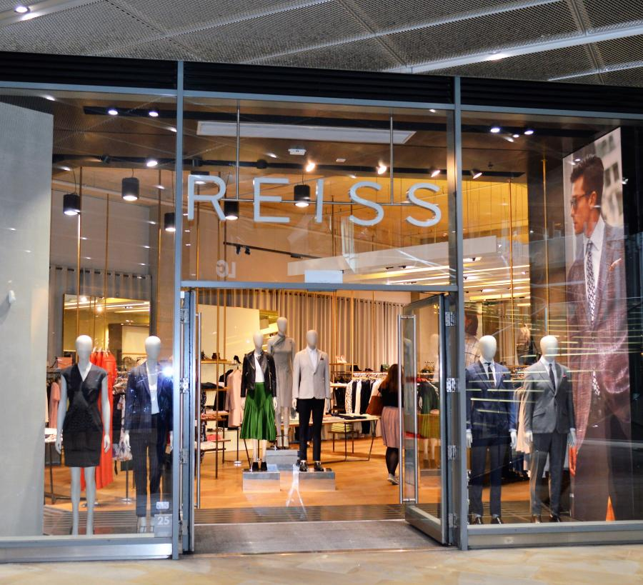 Reiss at One New Change