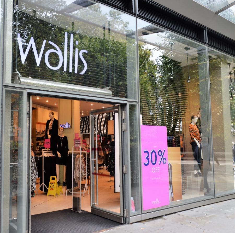 Wallis at One New Change